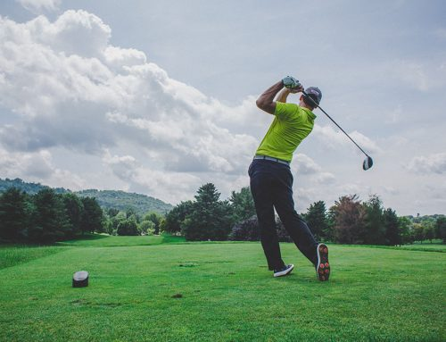 Why a Life Coach is Like a Golf Pro